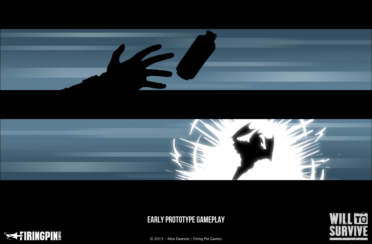 Prototype Fight Cinematic